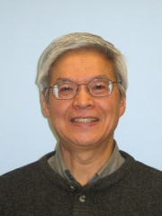 Photograph of Joe Wong